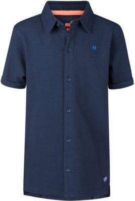 Kurzarmhemd KARLO aus Jersey für Jungen, Gr. 98-176