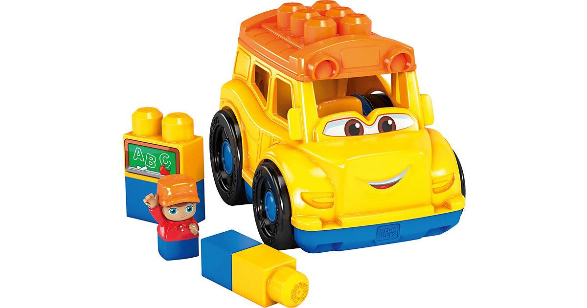 Mega Bloks Kleines Fahrzeug Schulbus