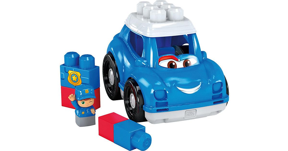 Mega Bloks Kleines Fahrzeug Polizeiauto