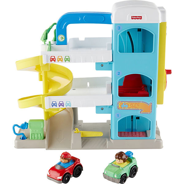 Fisher-Price Little People Parkhaus
