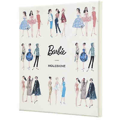 Moleskine Barbie Collectors Limited Edition Notebook Large Ruled
