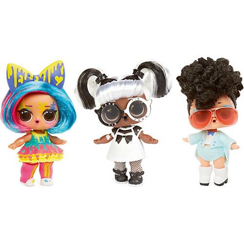"""Мини-кукла сюрприз LOL """"Кукла с волосами"""", 1 серия от MGA"""