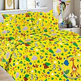 Детское постельное белье 3 предмета Letto, BG-107