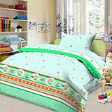 Детское постельное белье 3 предмета Letto, BG-103