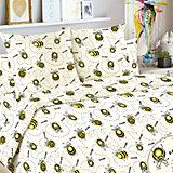 Детское постельное белье 3 предмета Letto, BG-109