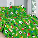 Детское постельное белье 1,5 сп Letto, Спорт