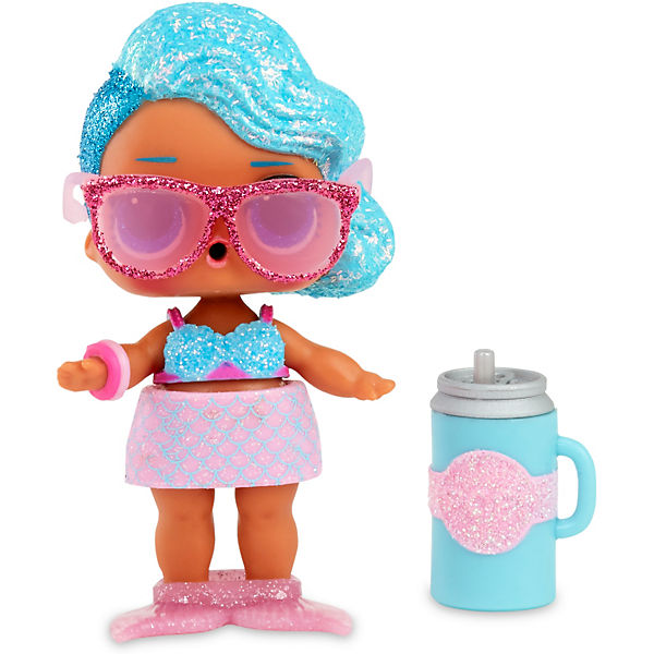 L.O.L. Surprise Dolls Bling Serie 1A + 1B