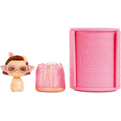 "Мини-кукла сюрприз LOL ""Кукла или питомец"" от MGA"