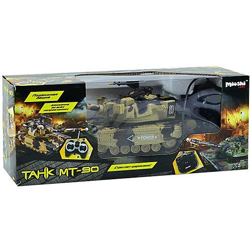 """Танк Mioshi Army """"МТ-90"""" на радиоуправлении, со звуковыми эффектами от Mioshi"""