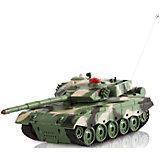 """Танк Mioshi Army """"Танковый Бой: ZTZ-96A"""" на радиоуправлении, свет/звук"""