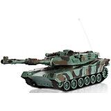 """Танк Mioshi Army """"Танковый Бой: ММ1А2"""" на радиоуправлении, свет/звук"""