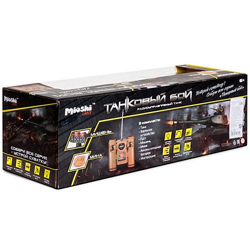 """Танк Mioshi Army """"Стрельбы: MZTZ-99"""" на радиоуправлении, свет/звук от Mioshi"""
