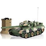 "Танк Mioshi Army ""Осада Башни: ZTZ-96A"" на радиоуправлении, свет/звук"