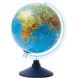 Интерактивный глобус Земли Globen физико-политический с подсветкой, 250мм