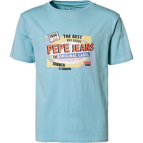 Pepe Jeans T-Shirt GREG Gr. 128 Jungen Kinder   08434786263618