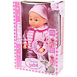 "Кукла Abtoys ""Bambina Bebe"" Первые шаги, 33 см"