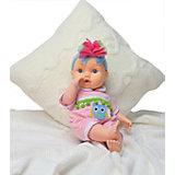 """Кукла Abtoys """"Bambina Bebe"""" с аксессуарами для кормления, звук, 42 см"""