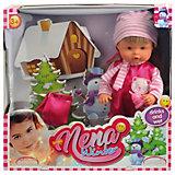 "Кукла Abtoys ""Nena"" зимний набор, 36 см"