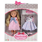 "Кукла Abtoys ""Bambolina Boutique"" набор маленькая модница, ,30см"