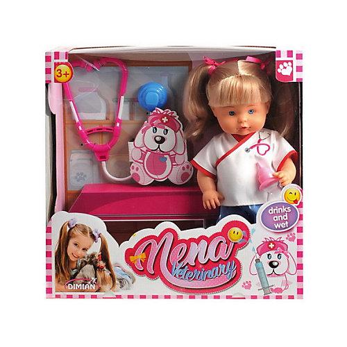 "Кукла Abtoys ""Nena"" ветеринар, 36 см от ABtoys"