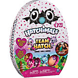 Настольная игра Hatchimals c фигурками