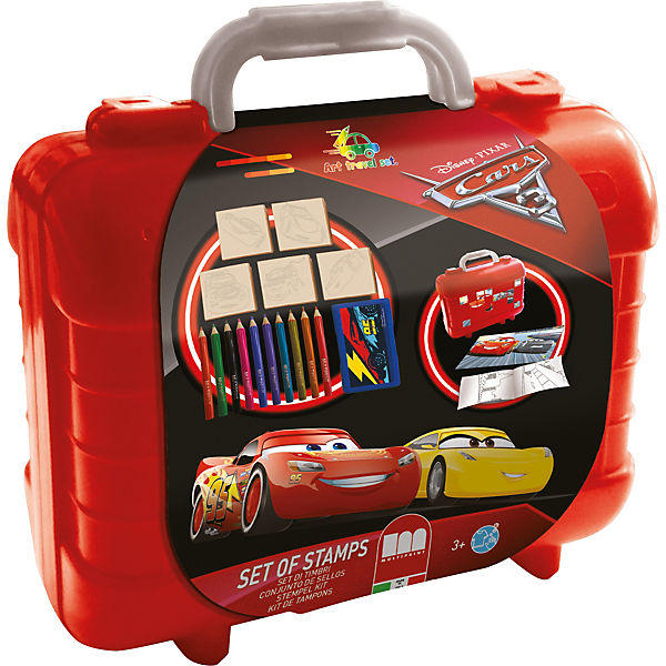 CARS 3 Travel Set