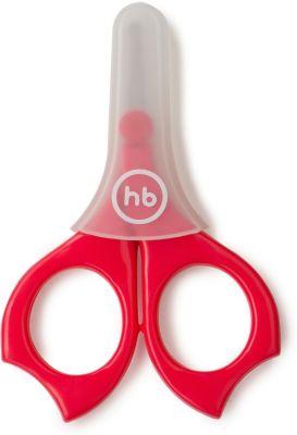 Ножницы детские для ногтей Happy Baby, ruby