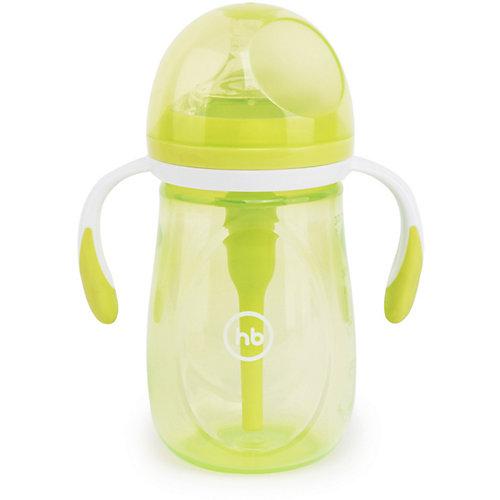 Бутылочка антиколиковая Happy Baby 300 мл, lime от Happy Baby