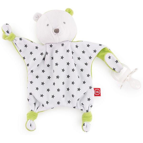 Игрушка-держатель для пустышки Happy Baby