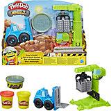 """Игровой набор Play-Doh Wheels """"Погрузчик"""""""