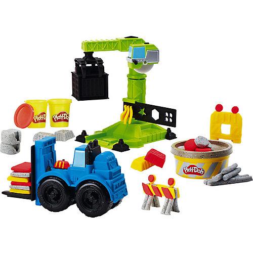 """Игровой набор Play-Doh Wheels """"Погрузчик"""" от Hasbro"""