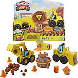 Игровой набор Play-Doh Wheels Экскаватор