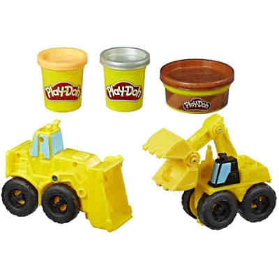 Play-Doh Schaufelbagger Set