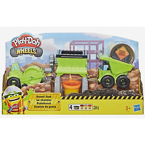 Игровой набор Play-Doh Веселая Стройка от Hasbro