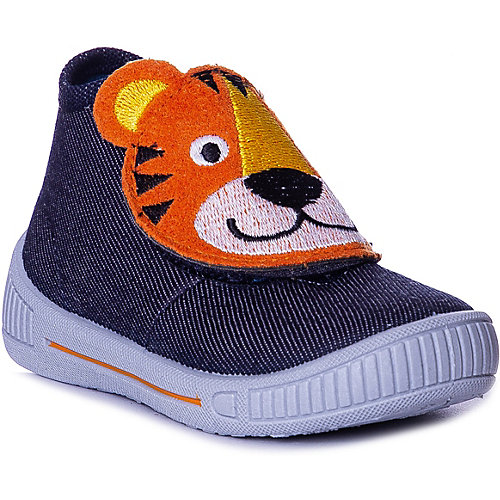 Ботинки Superfit - синий/оранжевый от superfit
