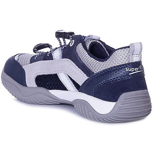 Кроссовки Superfit - сине-серый от superfit
