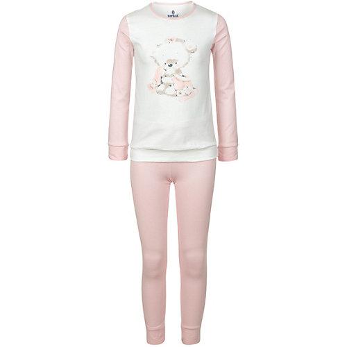 Пижама Baykar - розовый/белый от Baykar