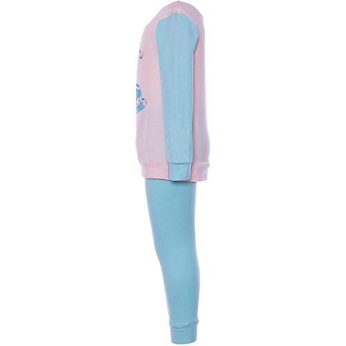 Пижама Baykar - hellblau/rosa от Baykar