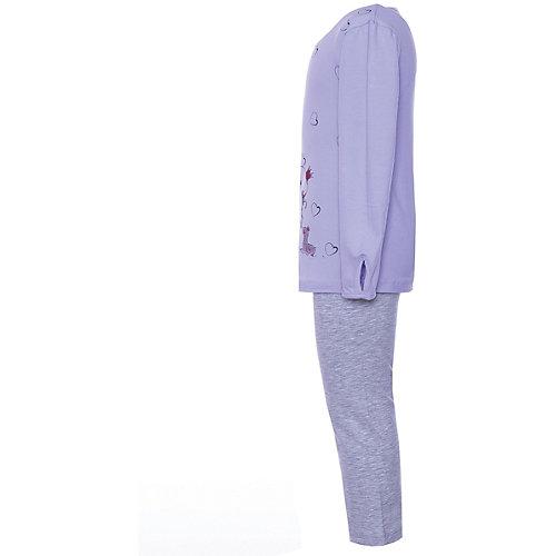 Пижама Baykar - grau/lila от Baykar