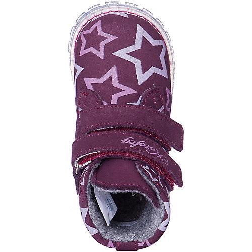 Ботинки Котофей - бордовый от Котофей
