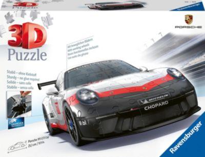 Holzbausatz Porsche P 911-3D Puzzle