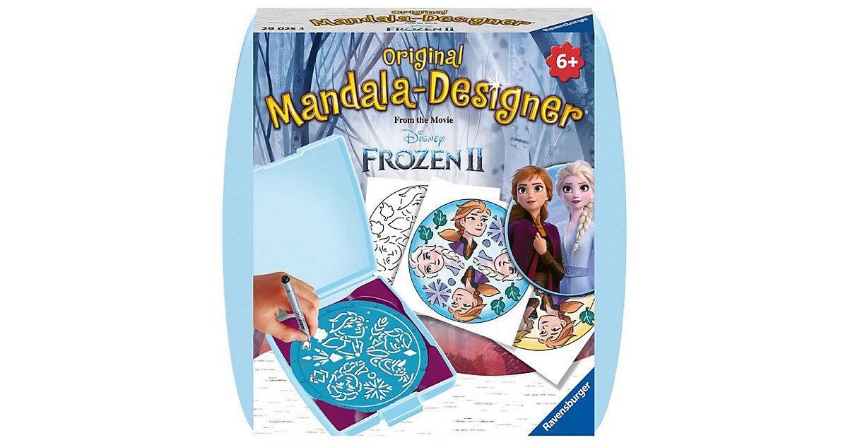 Mandala Designer Mini, Frozen