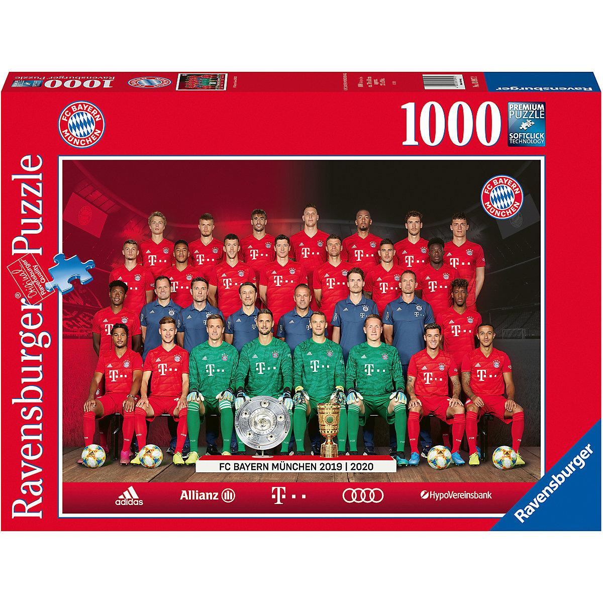Fc Bayern Puzzle