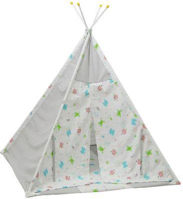 Палатка-вигвам детская Polini Монстрики, серая