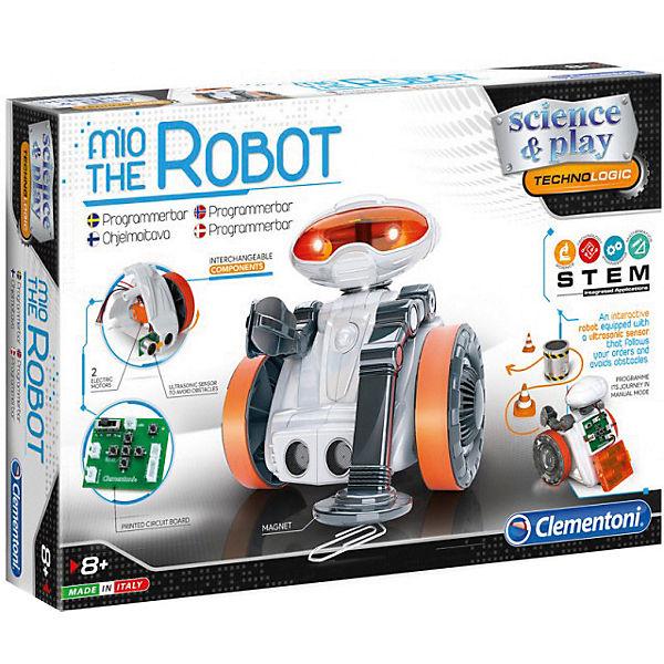 Конструктор Clementoni Робот
