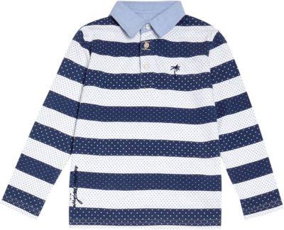 Рубашка поло Original Marines для мальчика - синий