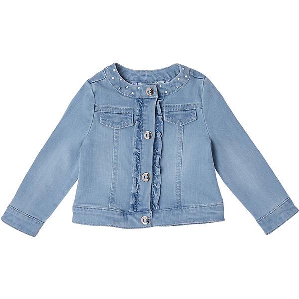 Куртка джинсовая Original Marines для девочки