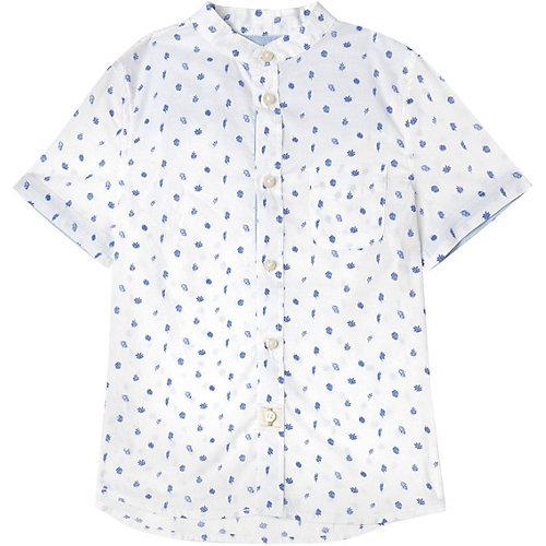 Рубашка Original Marines для мальчика - синий/белый от Original Marines