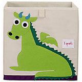 Коробка для хранения 3 Sprouts, Дракон