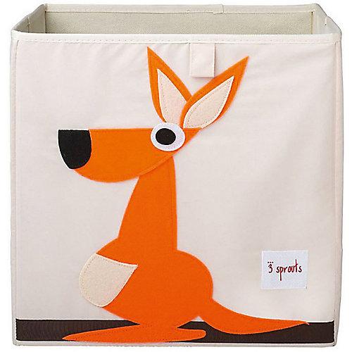 Коробка для хранения 3 Sprouts Кенгуру - оранжевый от 3 Sprouts